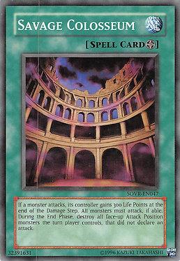Savage Colosseum - SOVR-EN047 - Common
