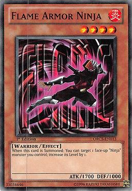 Flame Armor Ninja - ORCS-EN013 - Common