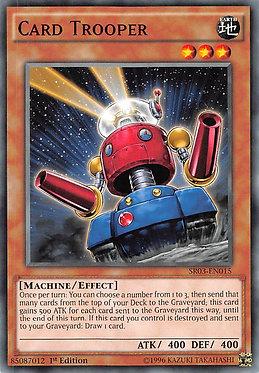 Card Trooper - SR03-EN015 - Common