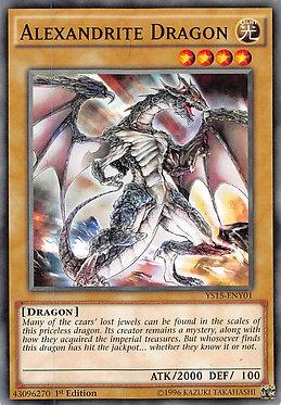 Alexandrite Dragon - YS15-ENY01 - Common