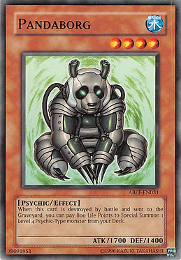 Pandaborg - ABPF-EN031 - Common