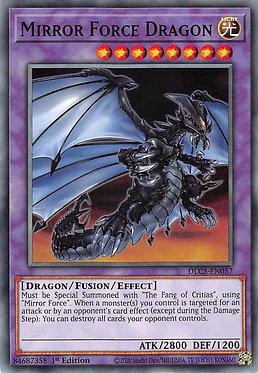 Mirror Force Dragon - DLCS-EN057 - Common