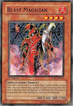 Blast Magician - SDSC-EN014 - Common