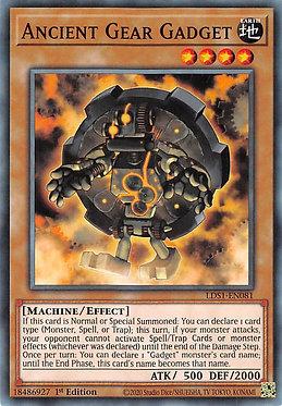 Ancient Gear Gadget - LDS1-EN081 - Common