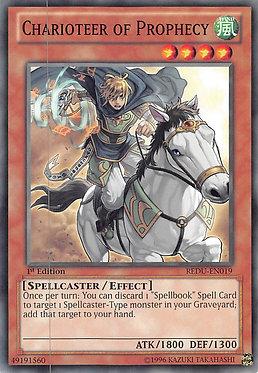 Charioteer of Prophecy - REDU-EN019 - Common