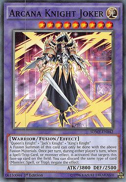 Arcana Knight Joker - SDMY-EN042 - Common