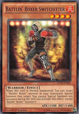 Battlin' Boxer Switchitter - MP14-EN005 - Common