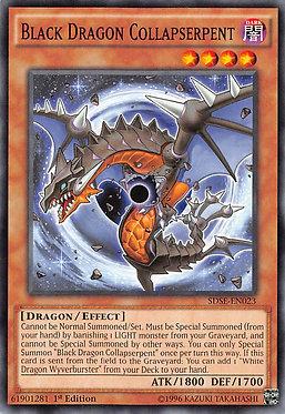 Black Dragon Collapserpent - SDSE-EN023 - Common