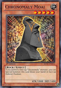 Chronomaly Moai - REDU-EN014 - Common