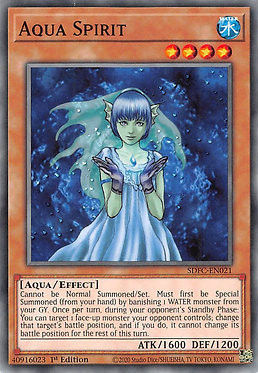 Aqua Spirit - SDFC-EN021 - Common