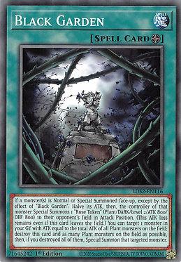 Black Garden - LDS2-EN116 - Common