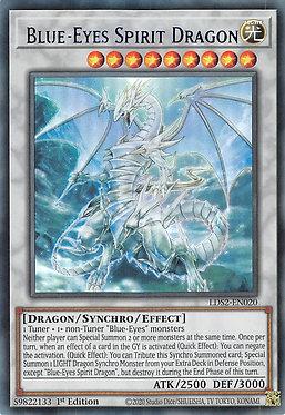 Blue-Eyes Spirit Dragon (Purple) - LDS2-EN020 - Ultra Rare
