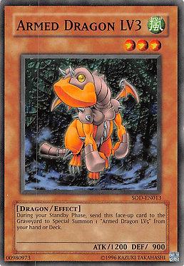 Armed Dragon LV3 - SOD-EN013 - Common