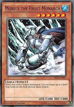 Mobius the Frost Monarch - SR01-EN007 - Common
