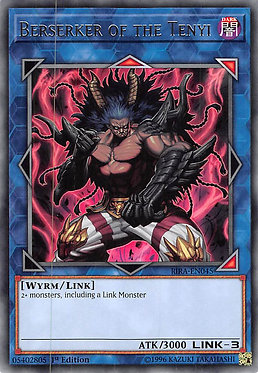 Berserker of the Tenyi - RIRA-EN045 - Rare