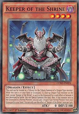 Keeper of the Shrine - CORE-EN024 - Common