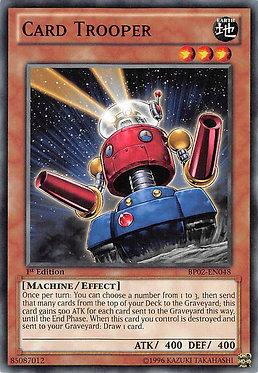 Card Trooper - BP02-EN048 - Common