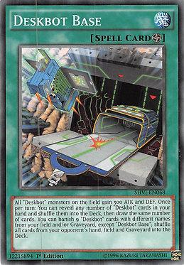 Deskbot Base - SHVI-EN068 - Common