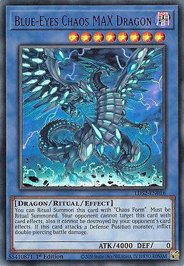 Blue-Eyes Chaos MAX Dragon (Purple) - LDS2-EN016 - Ultra Rare