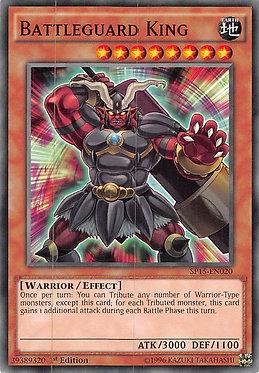 Battleguard King - SP15-EN020 - Common