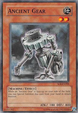 Ancient Gear - SOI-EN008 - Common