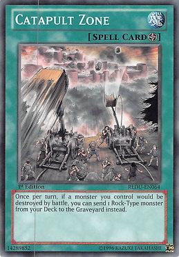 Catapult Zone - REDU-EN064 - Common