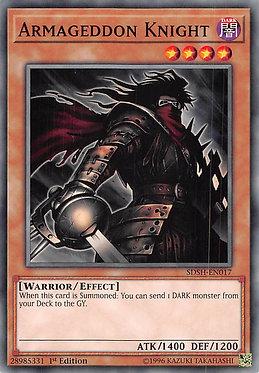 Armageddon Knight - SDSH-EN017 - Common