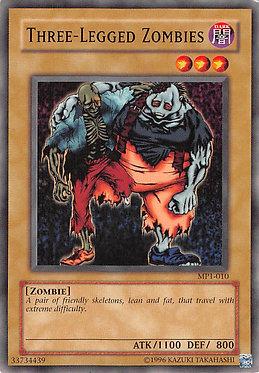Three-Legged Zombies - MP1-010 - Common