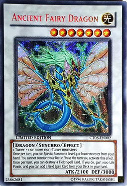 Ancient Fairy Dragon - CT06-EN002 - Secret Rare