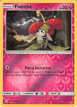 Flabebe - 149/236 - Common Reverse Holo