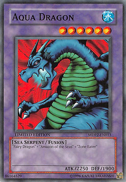 Aqua Dragon - MDP2-EN013 - Common