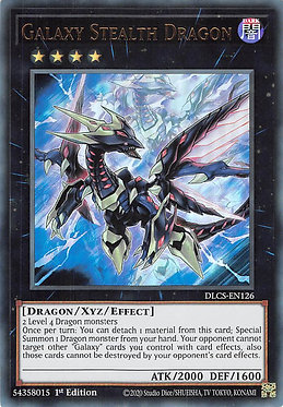 Galaxy Stealth Dragon - DLCS-EN126 - Ultra Rare