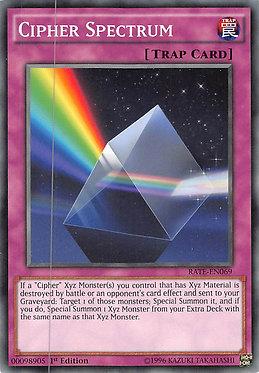 Cipher Spectrum - RATE-EN069 - Common