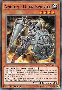 Ancient Gear Knight - SR03-EN009 - Common