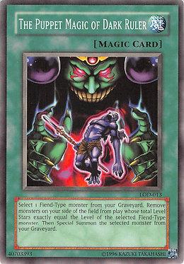 The Puppet Magic of Dark Ruler - LOD-013 - Common