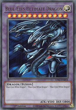 Blue-Eyes Ultimate Dragon - LDS2-EN018 - Ultra Rare