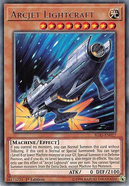 Arcjet Lightcraft - IGAS-EN017 - Rare
