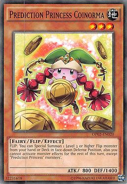 Prediction Princess Coinorma - OP02-EN020 - Common