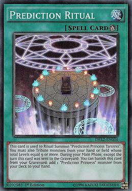 Prediction Ritual - DRL2-EN036 - Super Rare