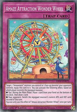 Amaze Attraction Wonder Wheel - LIOV-EN072 - Common
