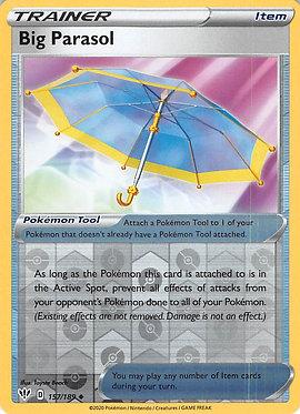 Big Parasol - 157/189 - Uncommon Reverse Holo