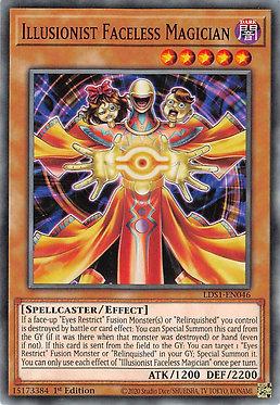 Illusionist Faceless Magician - LDS1-EN046 - Common