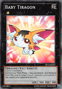 Baby Tiragon - SP13-EN027 - Common