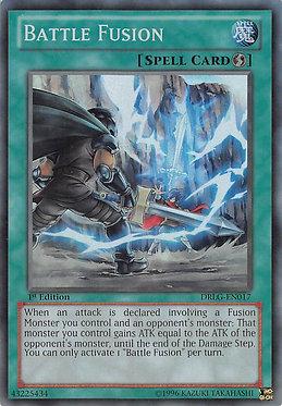 Battle Fusion - DRLG-EN017 - Super Rare