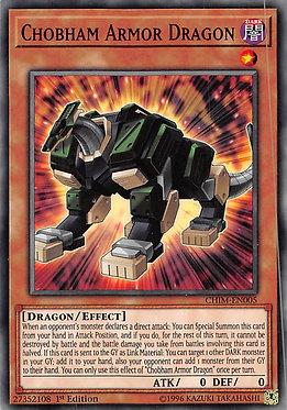 Chobham Armor Dragon - CHIM-EN005 - Common