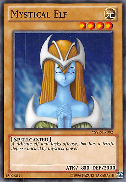 Mystical Elf - YSYR-EN002 - Common