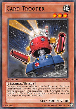 Card Trooper - BP01-EN143 - Common