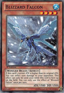 Blizzard Falcon - LTGY-EN012 - Common