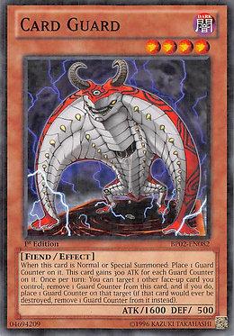 Card Guard - BP02-EN082 - Mosaic Rare