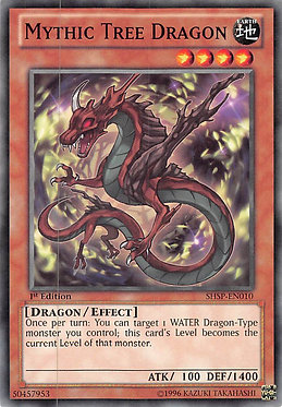 Mythic Tree Dragon - SHSP-EN010 - Common